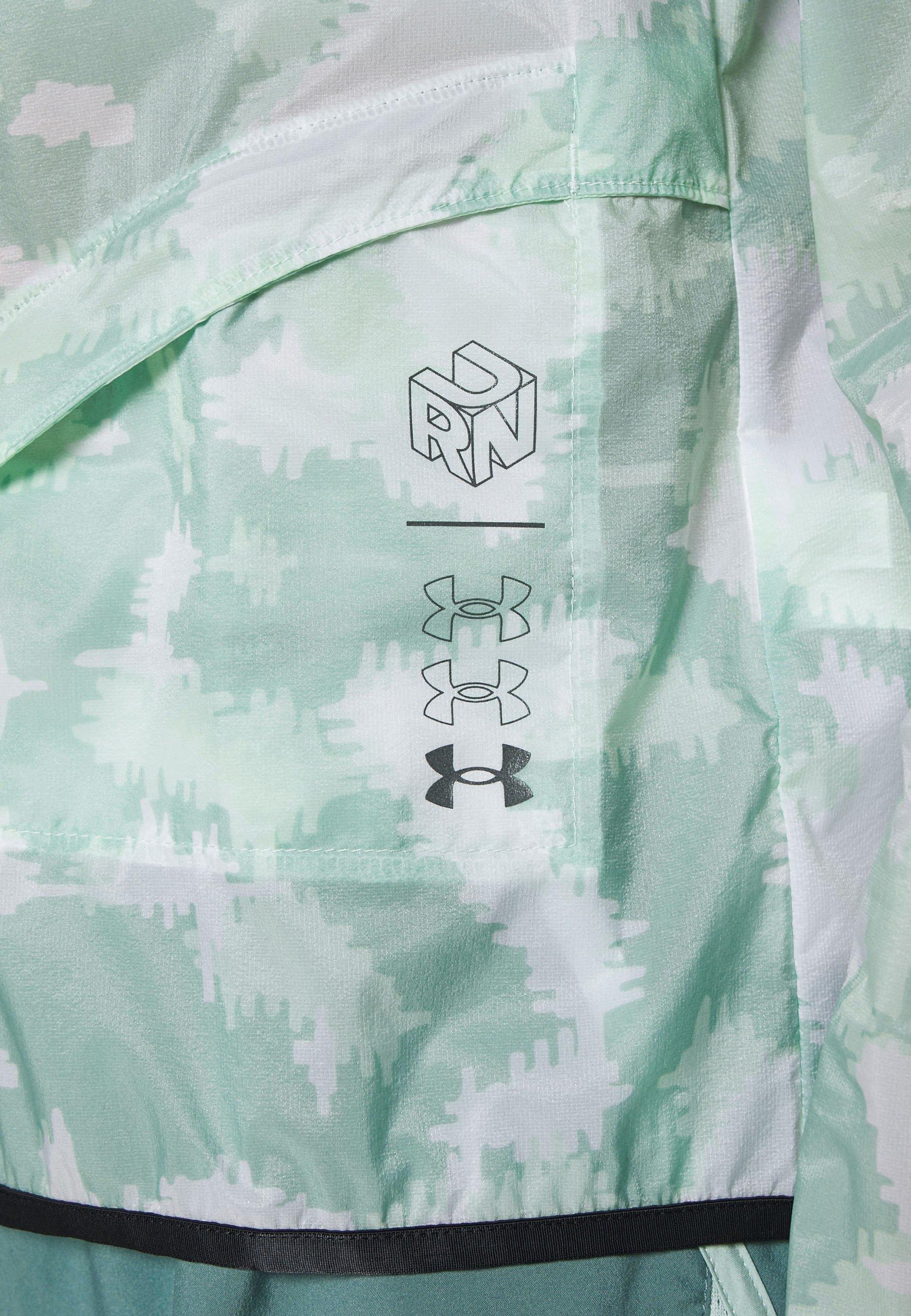 Under Armour RUN ANYWHERE STORM  - Sports jacket - seaglass blue cHSuM