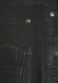 G-Star - REVEND SKINNY - Skinny džíny - black radiant cobler restored - 5