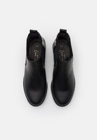 New Look - CROC MIX CHELSEA - Botines bajos - black - 5