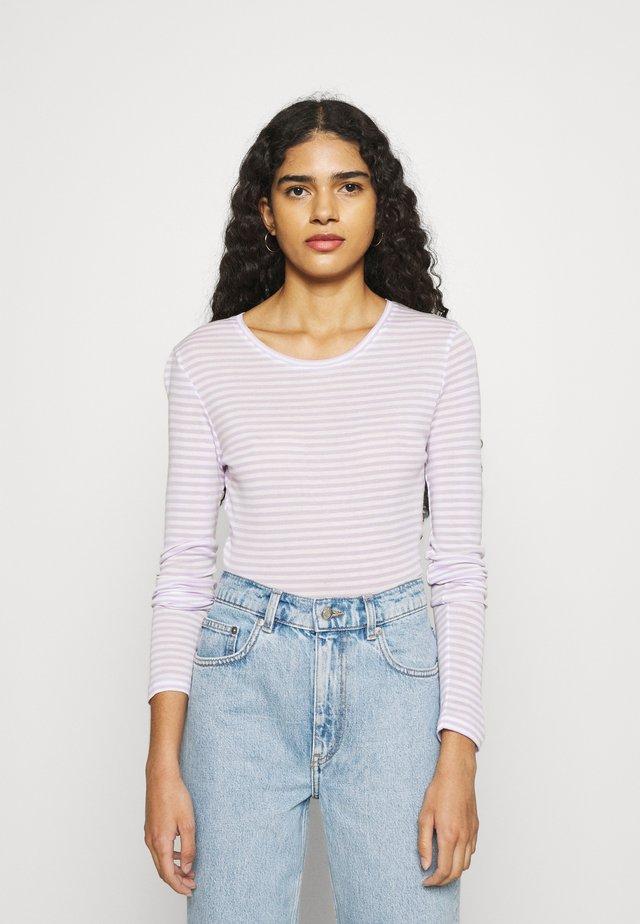 LILITA - Langærmede T-shirts - liliac lavender