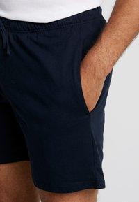 Schiesser - SLEEPWEAR TROUSERS SHORTS  - Pantaloni del pigiama - dark blue - 4