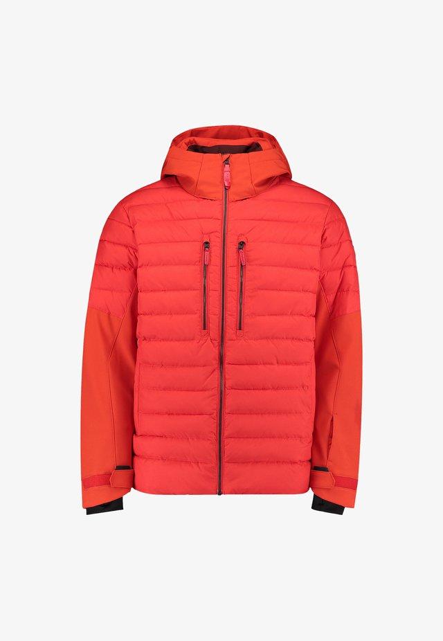 IGNEOUS  - Veste de snowboard - fiery red