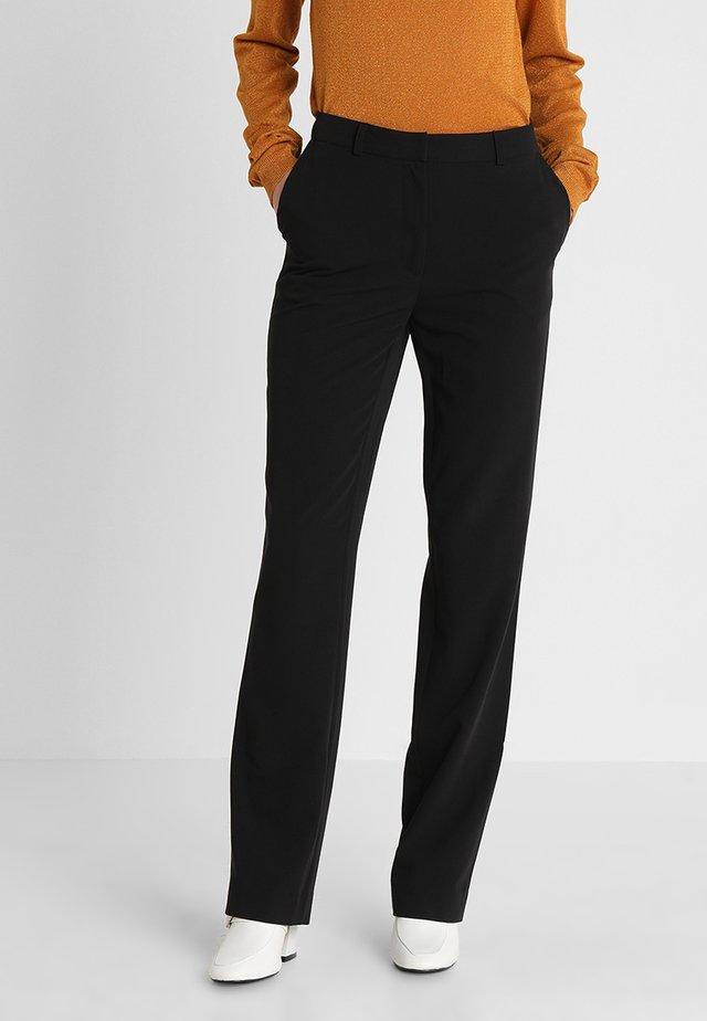 KENDRICK PANTS - Trousers - black