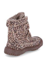Bisgaard - Baby shoes - braun-beige - 3
