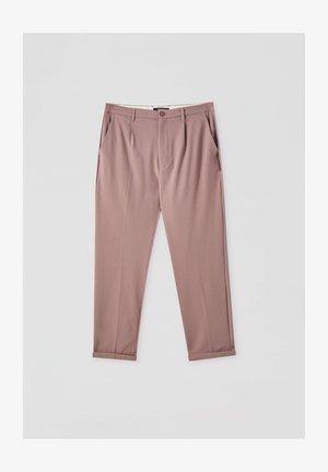 Pantaloni - bordeaux