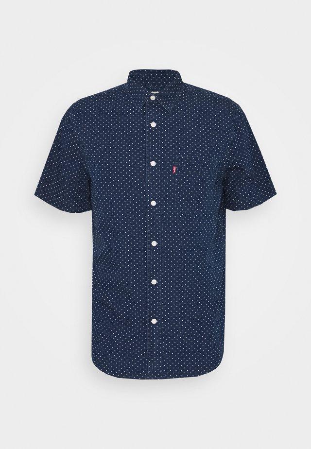 SUNSET - Shirt - carlton indigo