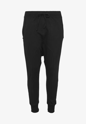 SAROUEL  - Trainingsbroek - black