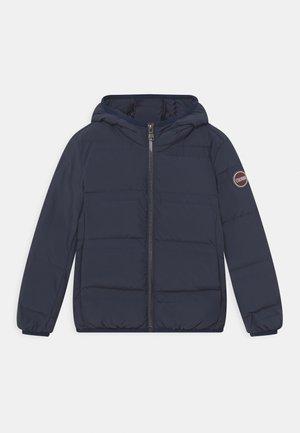 Down jacket - navy blue