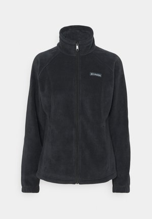 BENTON SPRINGS  - Fleecejacke - black