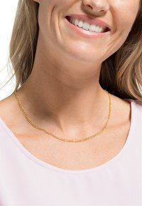 CHRIST Gold - FIGARO  - Halskette - gelbgold - 0