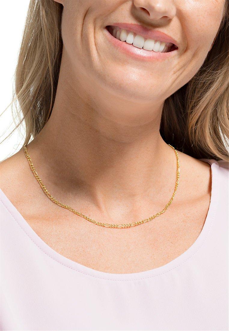 CHRIST Gold - FIGARO  - Halskette - gelbgold