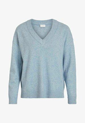 VIRIL  - Trui - ashley blue