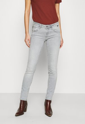 LINDY - Jeans slim fit - grey