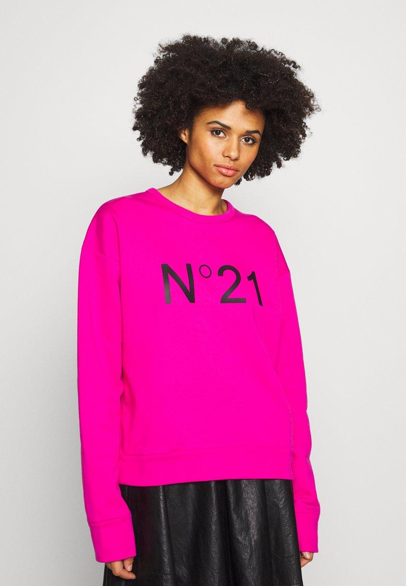 N°21 - Sweatshirt - pink