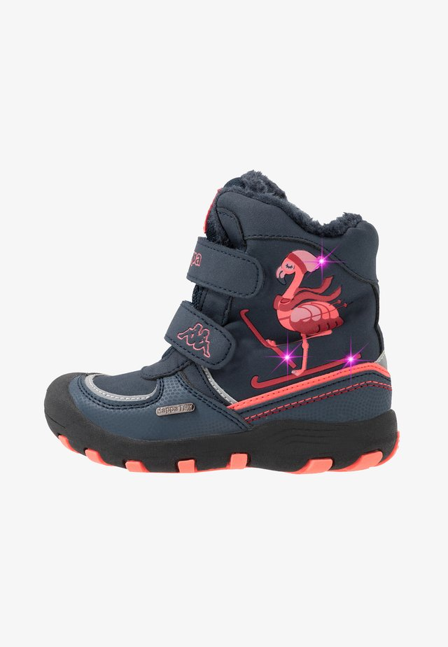 SLINGO TEX - Winter boots - navy
