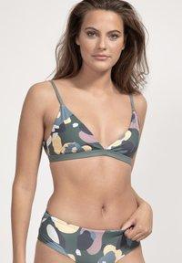 boochen - AMAMI - Bikini top - green - 0