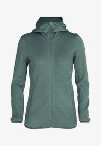 Icebreaker - Zip-up sweatshirt - sage - 4