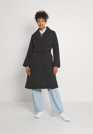 BYALIA COAT - Klasický kabát - black