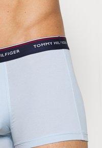 Tommy Hilfiger - TRUNK 3 PACK - Culotte - blue - 5