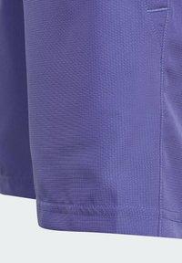 adidas Performance - CLUB TENNIS SHORTS - Sports shorts - purple - 4