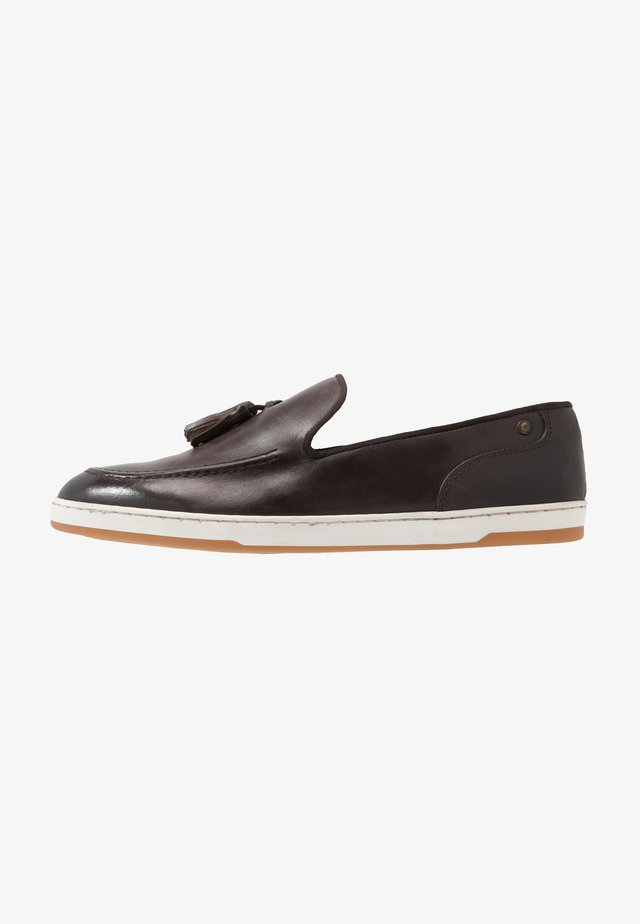 POGO - Slip-ons - burnished brown