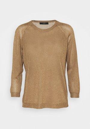 COBEA - Pullover - gold