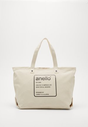 AUBREY TOTE BAG  - Shopping bag - natural