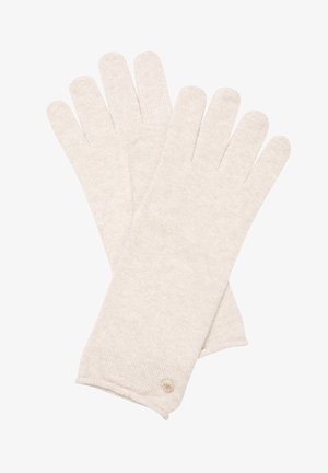 HANDSCHUHE  - Gloves - alpaca melange