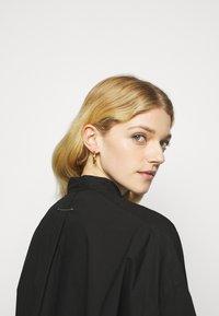 MM6 Maison Margiela - Shirt dress - black - 3