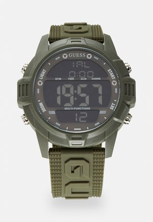 Digital watch - khaki