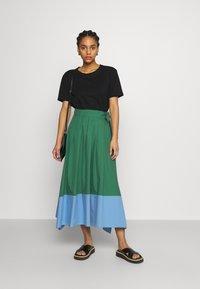 WEEKEND MaxMara - OBLARE - Pleated skirt - gruen - 1