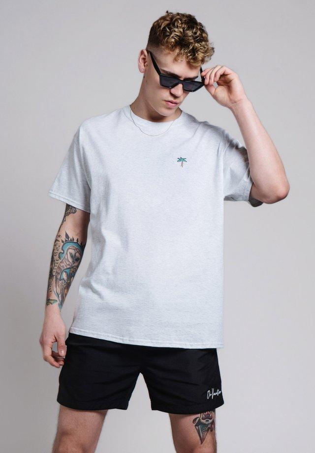 T-shirt basique - gris