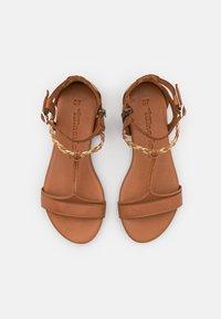 Tamaris - Sandals - nut - 5