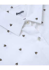 Brava Fabrics - Button-down blouse - white - 5