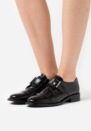VINCE VEGAN - Slippers - black