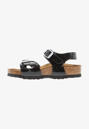 RIO - Sandals - magic galaxy black