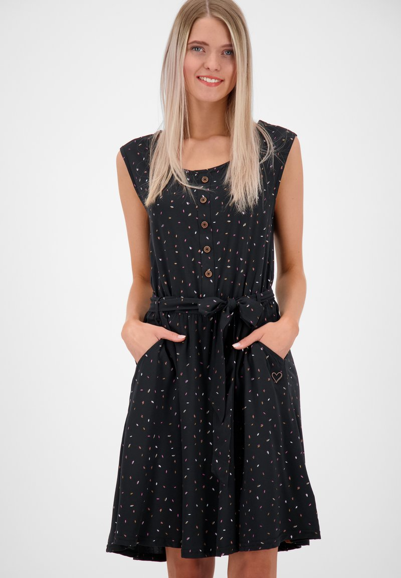 alife & kickin - Day dress - moonless