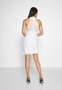 Love Triangle - LAETITIA DRESS - Cocktail dress / Party dress - white - 2