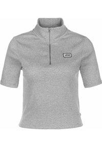 Vans - STUDIO  - Print T-shirt - grey heather - 0