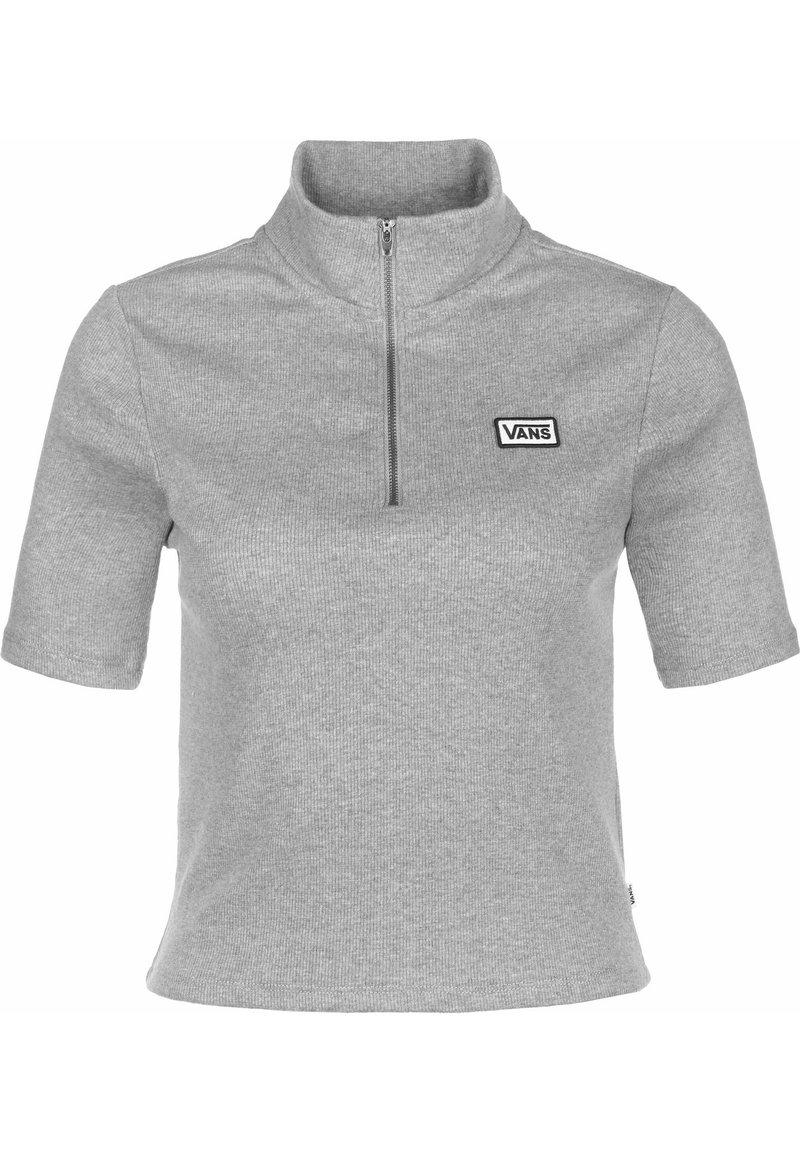 Vans - STUDIO  - Print T-shirt - grey heather