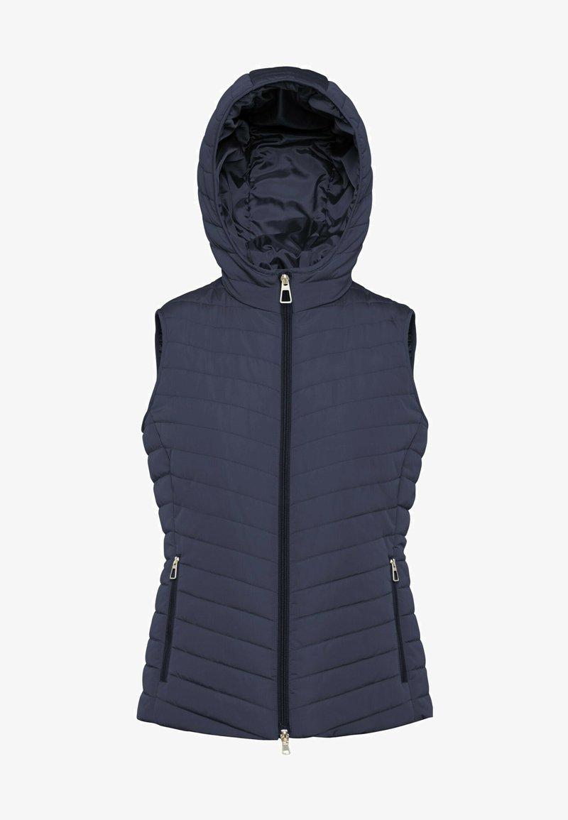 Geox - Waistcoat - gothic blue f