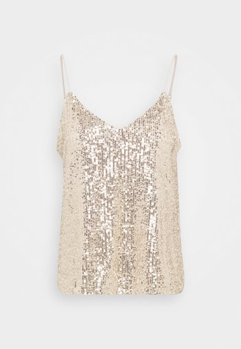 PERFECT CAMI SEQUINS