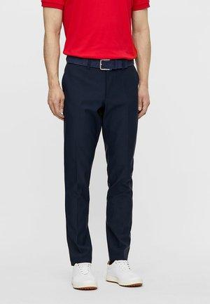 ELLOTT BONDED FLEECE - Pantalon classique - jl navy