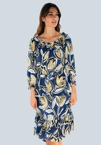 Alba Moda - Day dress - blau - 0