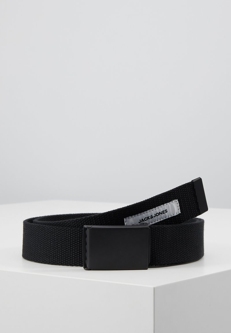 Jack & Jones - JACLOYDE BELT - Belt - black