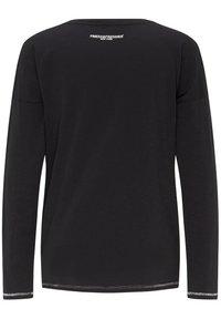 Frieda & Freddies - Long sleeved top - black - 1