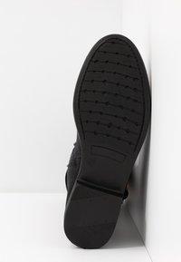 Anna Field - Vysoká obuv - black - 6
