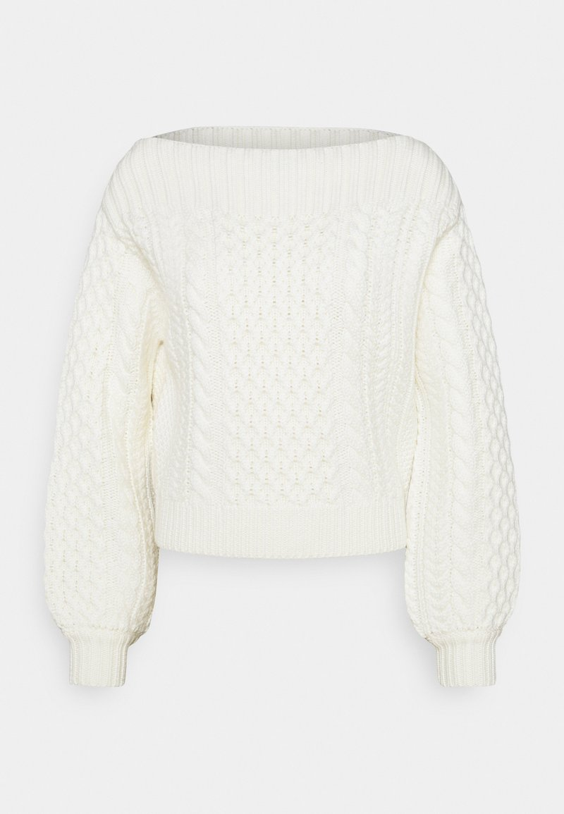 Proenza Schouler White Label - CHUNKY  - Maglione - ivory