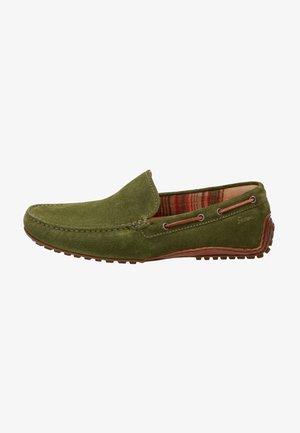 Bootschoenen - grün