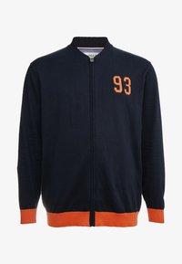 Jack´s Sportswear - FULL ZIP CARDIGAN - Gilet - navy - 4